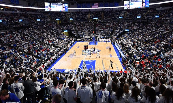 Chaifetz Arena Basketball Facilities Saint Louis University